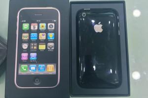 iPhone 3G hàng sưu tầm giá 50 triệu tại Việt Nam